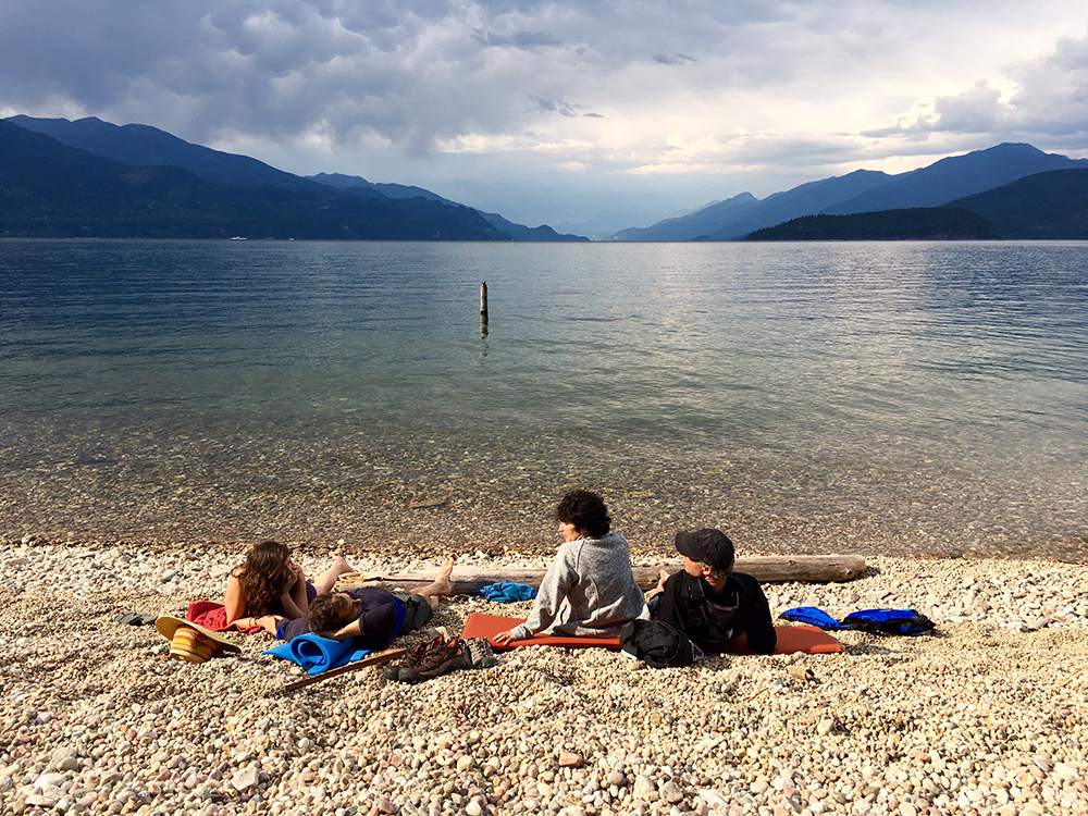 EXPLORE - Kootenay Lake Sunshine Bay Retreat