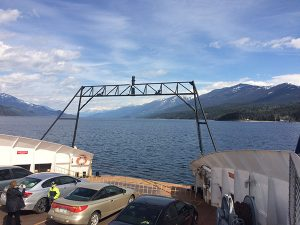 EXPLORE - Kootenay Lake Ferry - Sunshine By Retreat