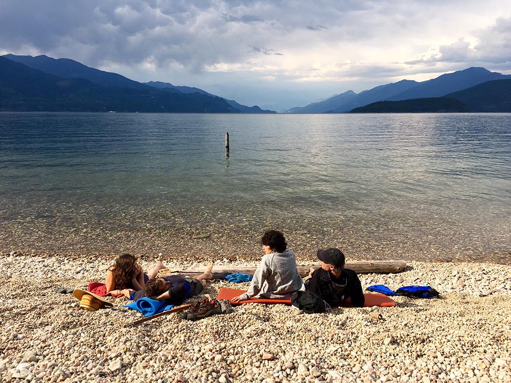 EXPLORE - Kootenay Lake Sunshine Bay Retreat